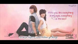Chi Chi-Pink Lens(Eng/Romanization Subs) Ma Boy OST
