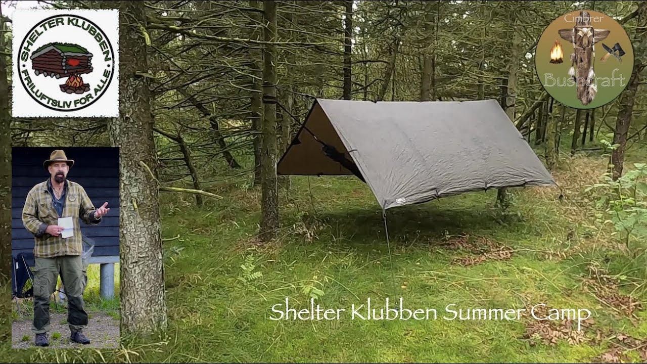 Shelter Klubben Summer Camp.. visit and talk...