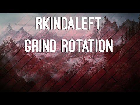 Rkindaleft Grind Rotation