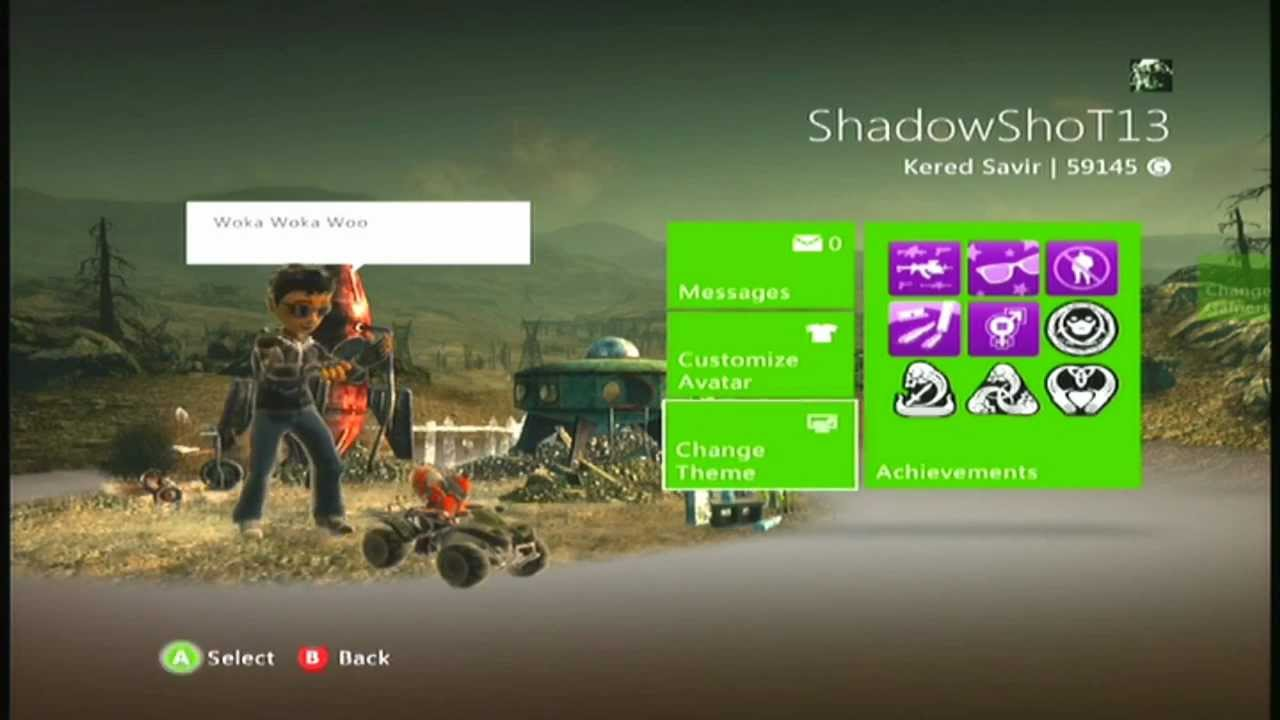 There's now a braid dashboard theme on the xbox 360 game.