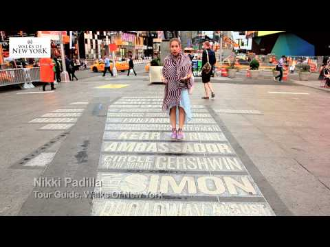Tips on finding Broadway Theatres off Times Square in New York - Walks Of New York