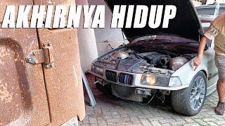 MESIN BMW E36 GW UDAH SEHAT !! DRIFT CAR PROJECT   CARVLOG #233