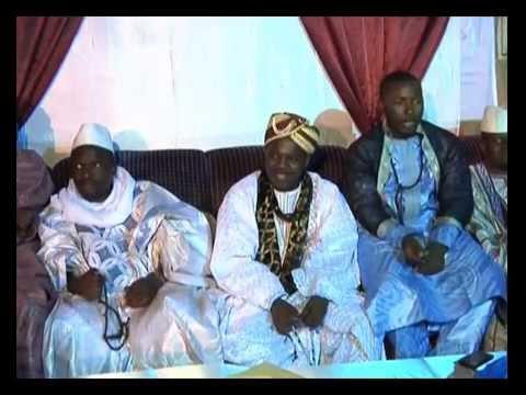 Maouloud 2014 organise par zikiri ousmane Traore avec imam Baba  Diallo