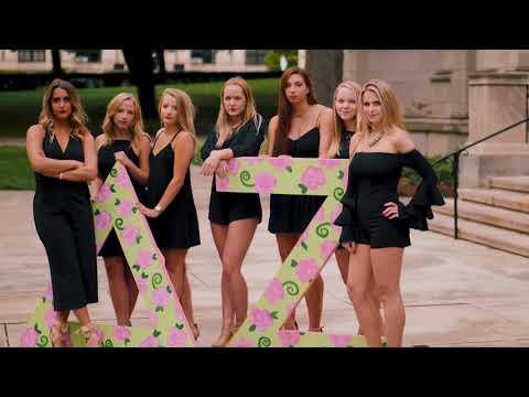 Pitt Delta Zeta 2018 Recruitment Video