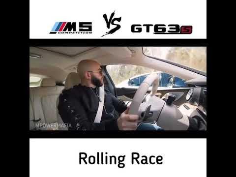 M5 Vs GT63s