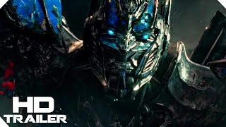 Transformers 5 : The Last Knight First Trailer HD (2017)