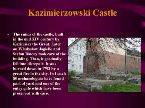 Kalisz the eldest city in Poland and its tourist attractions