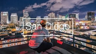 SNEAKING ONTO SAN DIEGO ROOFTOPS!!