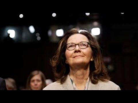 CIA Director nominee Haspel says agency won't resume abusive interrogations