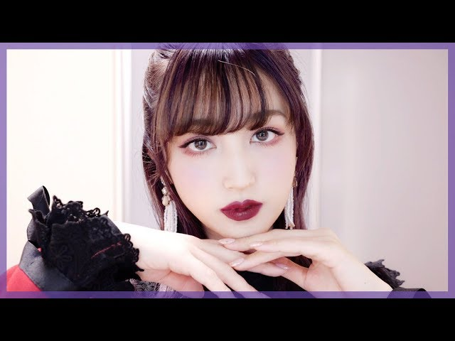 強め猫目メイク♡ Cat Eye Makeup Tutorial