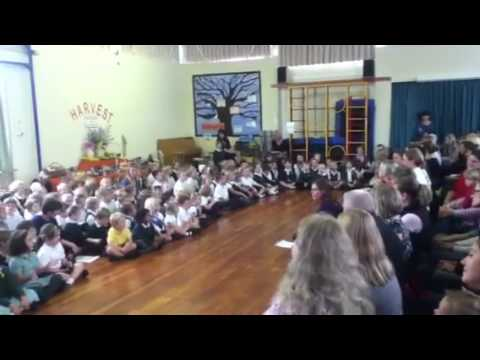 Matts conkers harvest song