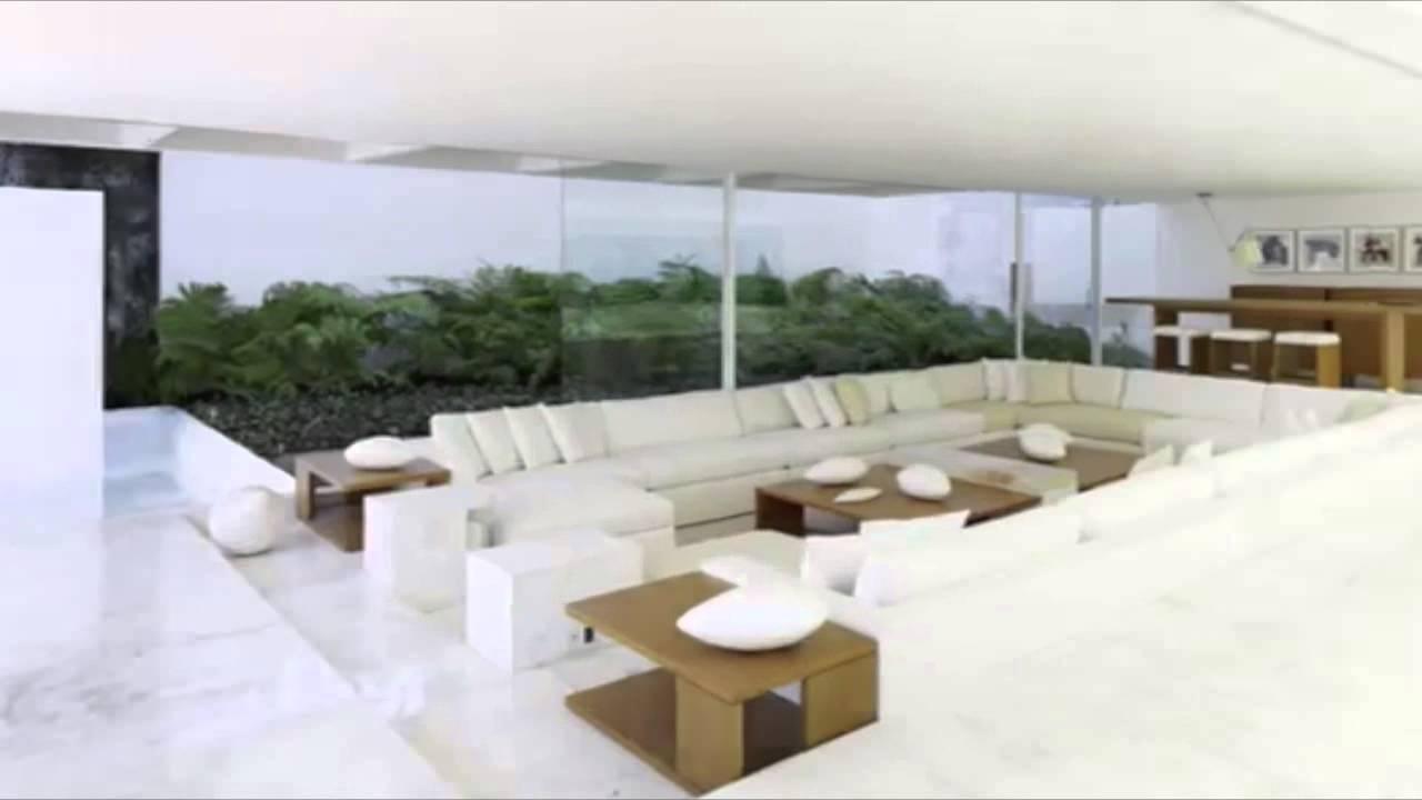 Casa blanca de la gaviota youtube - Fotos de la casa blanca por fuera ...