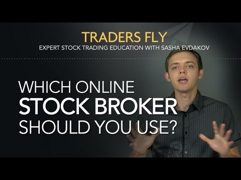 How to Choose an Online Stock Broker