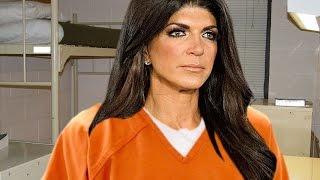 Teresa Giudice Enters Prison