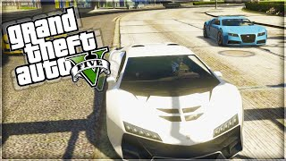 'THE RETURN OF HARRY!' GTA 5 Funny Moments (With The Sidemen)