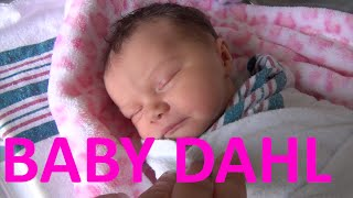 One of NIkkiandJohnVLOG's most viewed videos: BABY DAHL IS BORN- LABOR AND DELIVERY