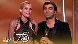 In the Fade Wins Best Foreign Language Film at the 2018 Golden Globes