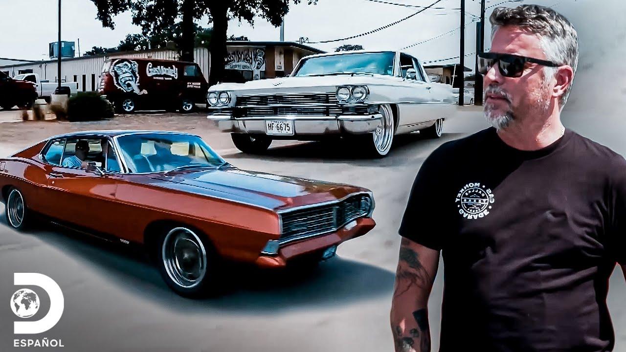 Autos que volvieron a sus dueños después de ser restaurados | El Dúo mecánico | Discovery En Español