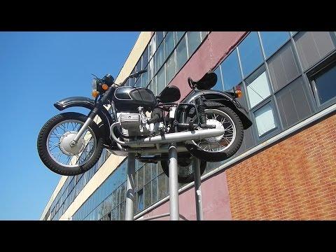 Поход в магазин мото-запчастей при КМЗ (просто видео)