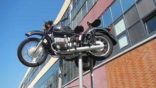 Поход в магазин мото-запчастей при КМЗ (просто видео)(, 2014-09-11T15:34:30.000Z)