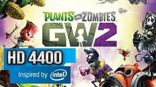 Plants vs. Zombies™ Garden Warfare 2  - Intel HD 4400 - Surface Pro 2 /3 i5 - 4gb ram