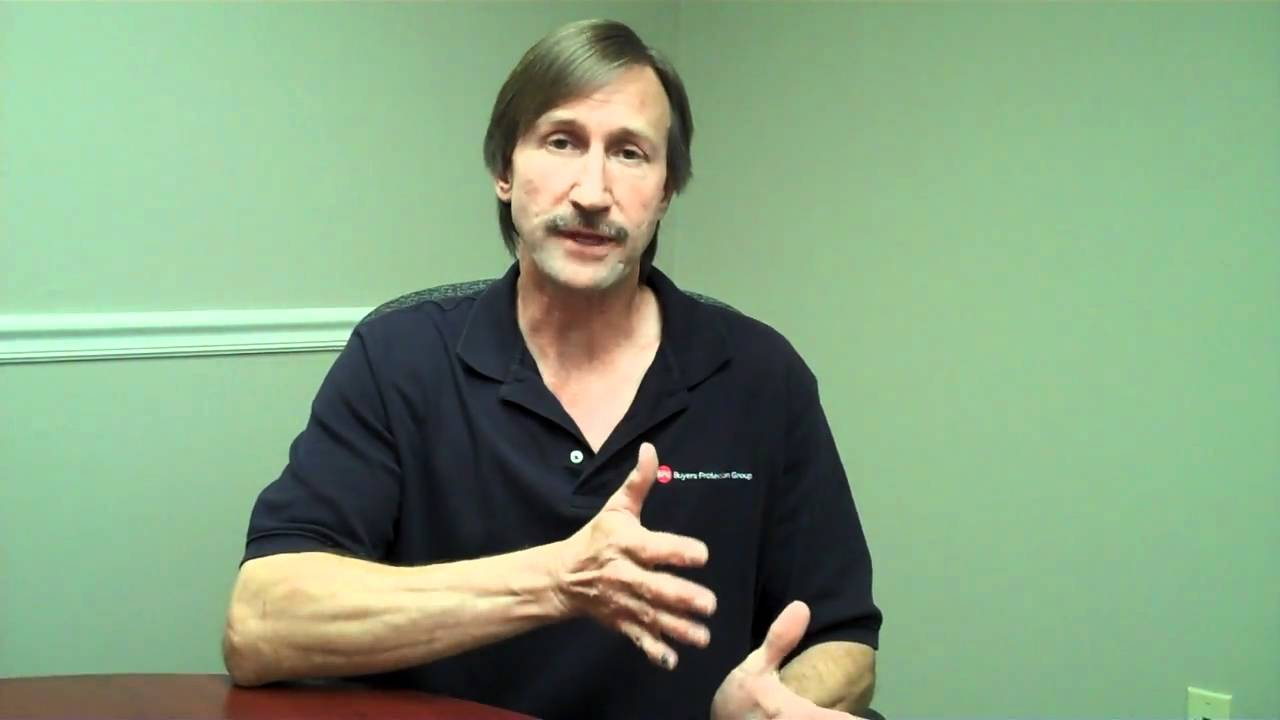 Randy Noon Bpg Buyers Protection Group Home Inspections Tampa Bay Video Tips Youtube