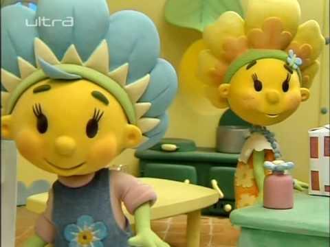 "Fifi I Cvetno Drustvo - ""Cvetna Svadja"" (Fifi And The Flowertots - ""Flowertots Fallout"")"
