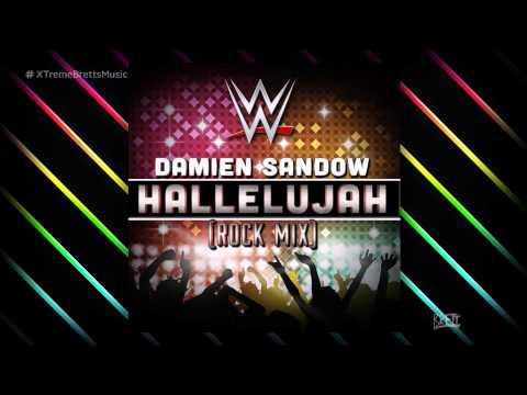 """WWE: """"Hallelujah"""" (Rock Mix) [iTunes Release] by CFO$ ► Damien Sandow NEW Theme Song"""
