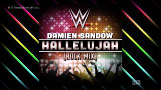 "WWE: ""Hallelujah"" (Rock Mix) [iTunes Release] by CFO$ ► Damien Sandow NEW Theme Song"