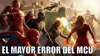 El mayor error del MCU | Marvel Studios y sus cómics