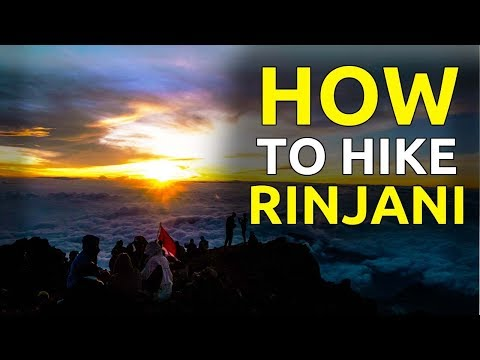 HOW TO HIKE RINJANI /  HIKING RINJANI DOCUMENTATION HD