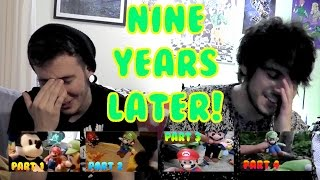 Cute Mario Bros. - The Movie - REACTION/COMMENTARY!