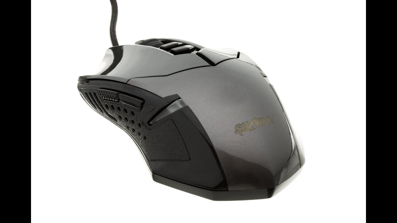 shark gaming mouse
