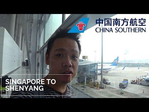 #73 CHINA 🇨🇳   CHINA SOUTHERN AIRLINES REVIEWS (SINGAPORE to SHENYANG)