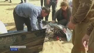 Спецназ Росгвардии оказал помощь пострадавшим в серьезной аварии на границе Дагестана и Калмыкии