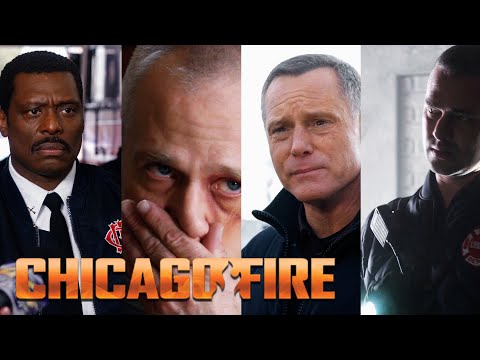 Firehouse 51 And Chicago P.D. Investigate A Tragic Fire   Chicago Fire