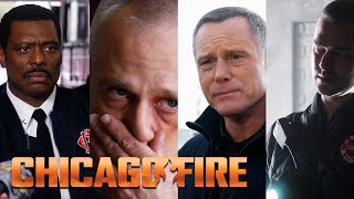 Firehouse 51 and Chicago P.D. Investigate A Tragic Fire | Chicago Fire