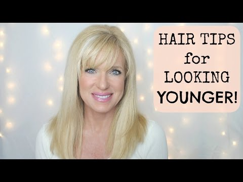 Hair Tips For Lo Ng Younger