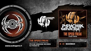 THE SPEED FREAK - 01 - The Boombox [Straight Forward EP - PKGDIGI 06 ]