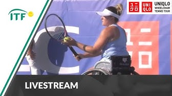 LIVE: Day 6 NEC Wheelchair Tennis Masters 2019 | ITF