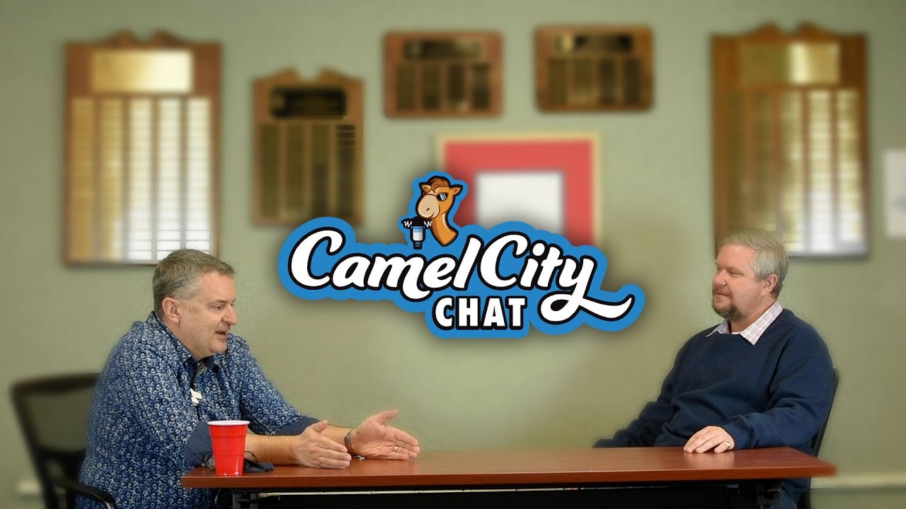Camel City Chat Episode 30 with Phillip Johnson Jr.