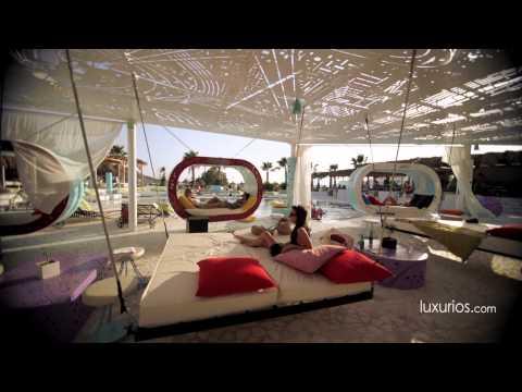 Luxurios Free Beach Bar Restaurant HD