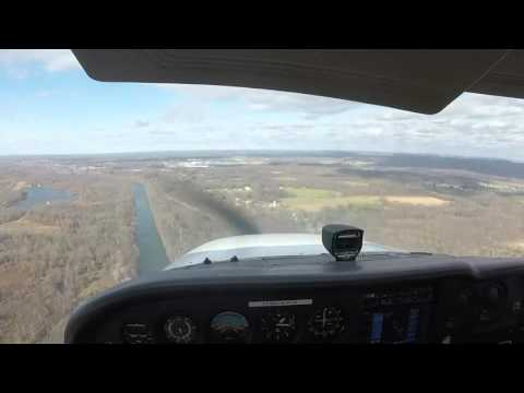 IFR Long Cross-Country (KROC to KRME)