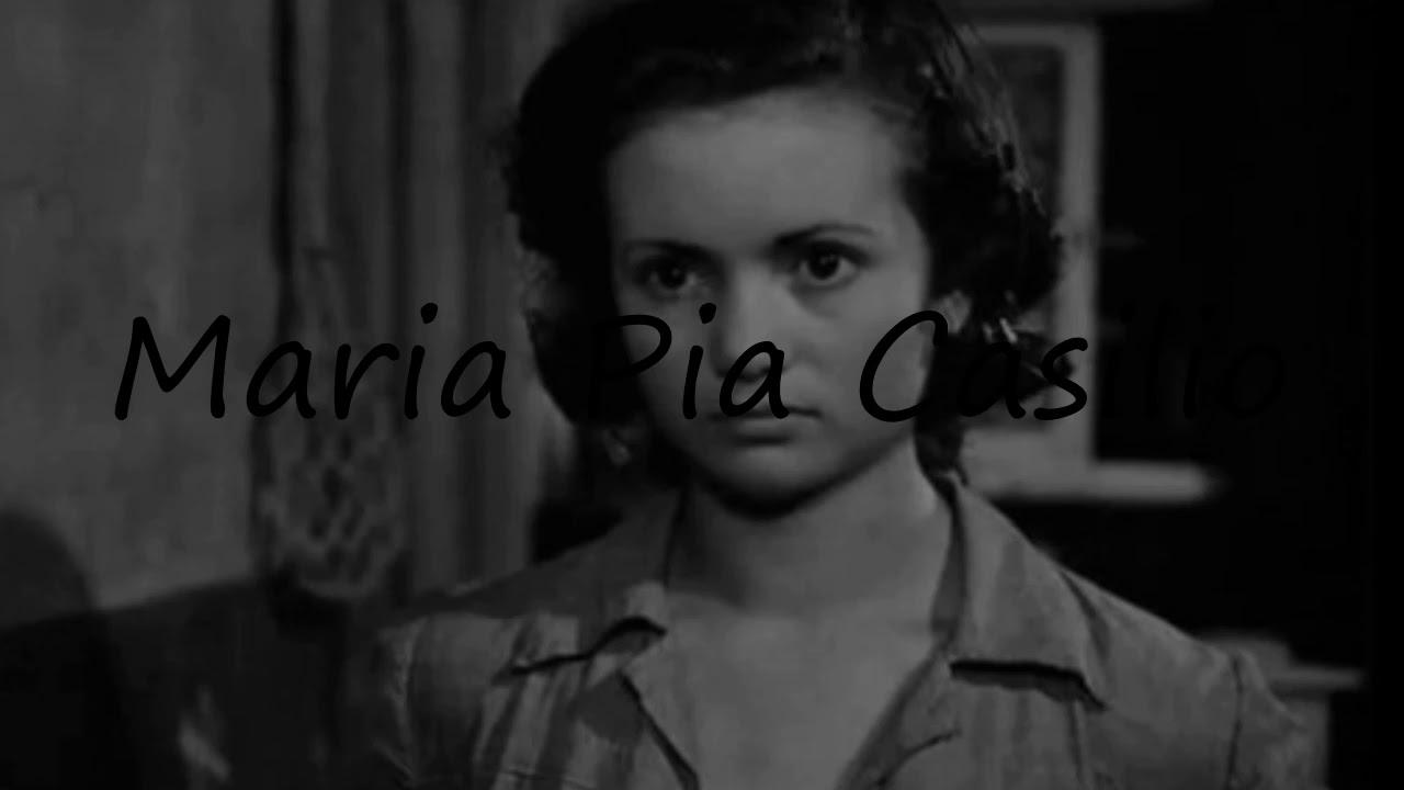 Watch Maria Pia Casilio video