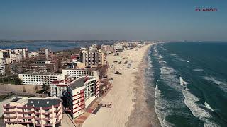 Situatie plaje Constanta - Mamaia 01.04.2017