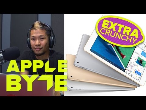 Apple's new iPad is the best value 9.7-inch tablet (Apple Byte Extra Crunchy Podcast, Ep. 77)
