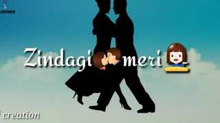 teri_dhadkano_se_hai_zindgi_meri (whats app status)