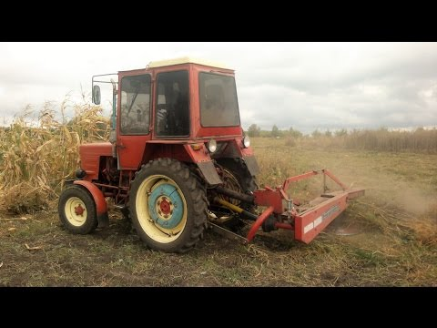Тракторт-25 с косилкой л502роторнаяфото