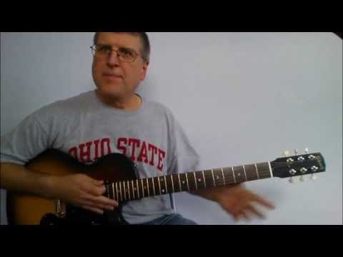 Guitar Lesson: Life's Been Good (Joe Walsh)