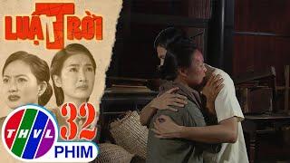 image Luật trời - Tập 32[1]: Được ôm Tiến trong vòng tay, bà Cúc vô thức rơi nước mắt